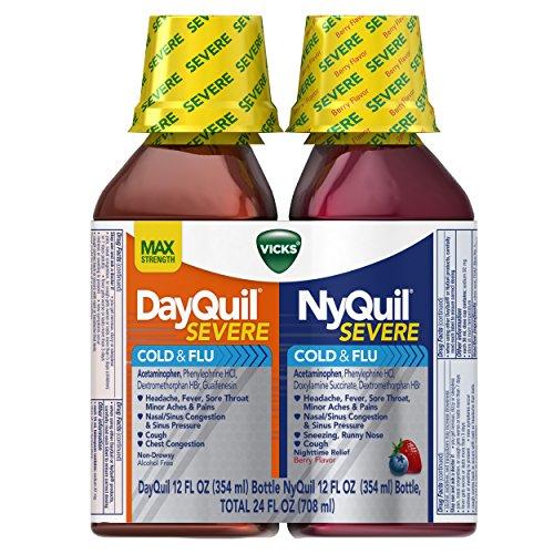 Dayquil инструкция по применению