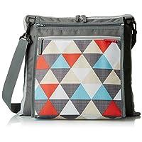 Skip Hop Central Park Outdoor Blanket and Cooler Bag, Triangles