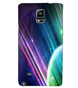 SAMSUNG GALAXY NOTE 4 GALAXY Back Cover by PRINTSWAG