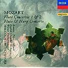Mozart: Flute Concertos Nos.1 & 2; Concerto for Flute & Harp