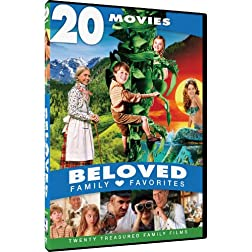 Beloved Family Favorites - 20 Movie Collection