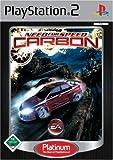 echange, troc Need For Speed Carbon Platinum - Konsolen-Spiele