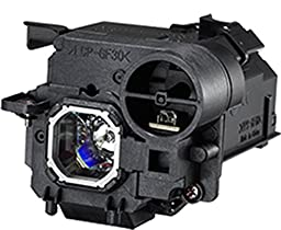 AuraBeam Economy NEC NP-UM351W-WK Projector Replacement Lamp with Housing