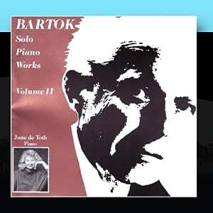 Vol. 2-Bartok Solo Piano Works