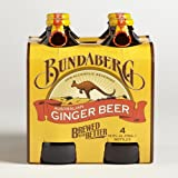 Bundaberg Ginger Beer Non-alcoholic Beverage (Australia) 4-pack 375ml