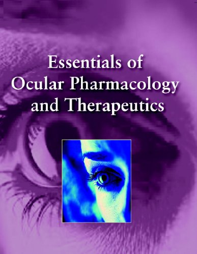 Essentials Of Ocular Pharmacology And Therapeutics