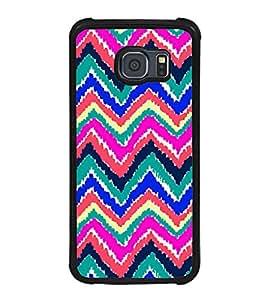 ifasho Designer Phone Back Case Cover Samsung Galaxy S6 G920I :: Samsung Galaxy S6 G9200 G9208 G9208/Ss G9209 G920A G920F G920Fd G920S G920T ( Cute Black Dog )