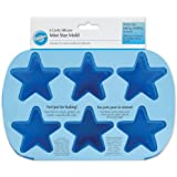 Wilton Mini Star Silicone Mold