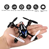 Voomall JJRC H6C 2.4GHz 4CH 6-Axis Gyro 360 Eversion RC Quadcopter Drone with 2.0MP Camera Black & Blue [US in Stock]