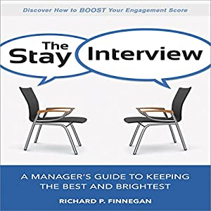 The Stay Interview Audiobook