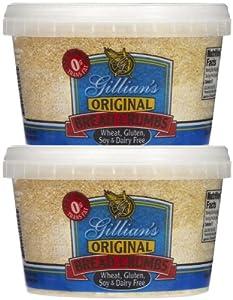 Gillian's Foods - Gluten Free Bread Crumbs - 12 oz.