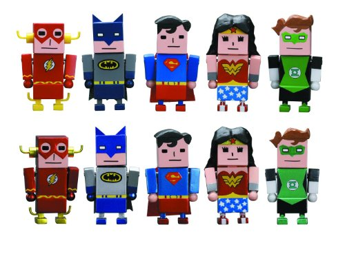 Kotobukiya Justice League X Korejanai Trading Mini Figures (1 Random Blindbox)