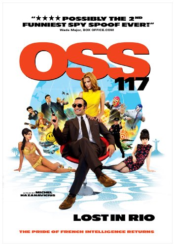 Cover art for  Oss 117: Lost in Rio