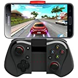 PowerLead Gapo PG-9037 Bluetooth Wireless Classic Gamepad Game Controller (with Mouse Function) for iPhone iPad iPod Samsung HTC MOTO Addroid TV Box Tablet PC