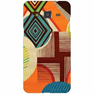 Samsung Galaxy j2 Back Cover - Silicon Dazzling Designer Cases