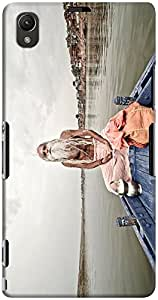DailyObjects Prayers On The Water Case For Sony Xperia Z1