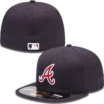 Atlanta Braves Authentic 2013 Game Diamond Era 59FIFTY Cap by New Era