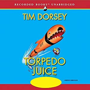 Torpedo Juice Audiobook