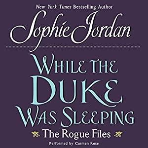 While the Duke Was Sleeping Audiobook