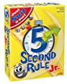 5 Second Rule Jr Board Game by Patch Products