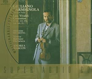 Vivaldi: Late Vln Concs Vol.2