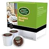 Keurig Green Mountain Coffee K Cup Packs iffqh - Breakfast Blend - 72 Count (Pack of 2)