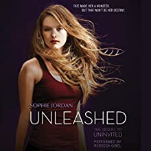 Unleashed (       UNABRIDGED) by Sophie Jordan Narrated by Rebecca Gibel