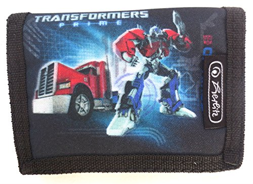 Purse Transformers Black/red/blue for Children - 1