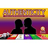 Authenticity, the Relationship Board Game