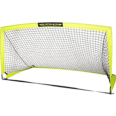 Blackhawk Portable Soccer Goal by Franklin Sports from Sportsman Supply Inc.