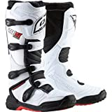 O'Neal Element Limited Edition Boots (White, Size 10) by NYC Leather Factory Outlet