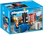 Playmobil City Action 5257 Forklift