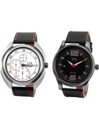 Watch Me Watch Stylish Combo Gift Set For Men And Boys WMAL-78W-55B