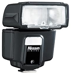 NISSIN i40 DIGITAL E-TTL FLASH FOR CANON