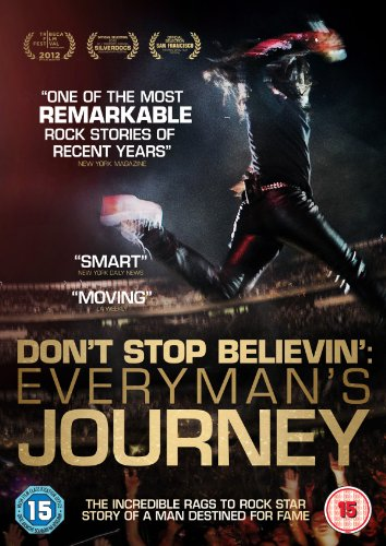 Don't Stop Believin': Everyman's Journey [DVD]