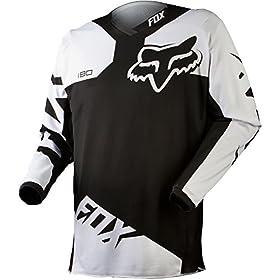 2015 Fox Racing 180 Race Jersey (2X, Black)
