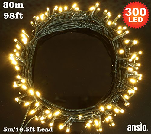 fairy-lights-300-led-warm-white-indoor-outdoor-string-lights-8-functions-30m-98ft-lit-length-with-5m