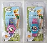 Disney Fairies Tinkerbell Kids Digital LCD Watches - Assorted Styles
