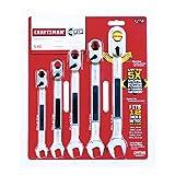 CRAFTSMAN 912758 Extreme Grip 5 Piece Wrench Set (Tamaño: UNITS)