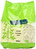 Health Store Organic Porridge Oats 500 g (Pack of 6)