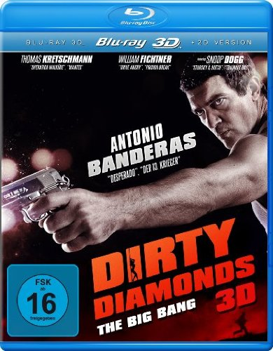 Dirty Diamonds - The Big Bang [3D Blu-ray]