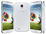 NEW Samsung Galaxy S4 White Frost 16GB GT-i9500 13MP S IV 4 ★ Factory Unlocked ★ FedEx Express Worldwide-IGN