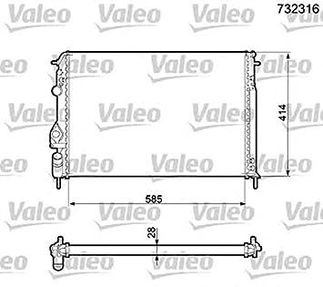 Premium refroidisseur d/'eau refroidisseur moteur refroidisseur pour moteur refroidissement opel vectra C Automatique