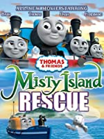 Thomas and Friends - Misty Island Rescue
