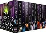 Heroes & Sorcerers Urban Fantasy Multi-Author Boxed Set: Urban Fantasy novels about sorcerery, werewolves, vampires, sorcerers, adventurers, paranormal ... Urban Fantasy and Super Powers Book 2)