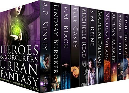 Heroes & Sorcerers Urban Fantasy Multi-Author Boxed Set: Urban Fantasy novels about sorcerery, werewolves, vampires, sorcerers, adventurers, paranormal ... Urban Fantasy and Super