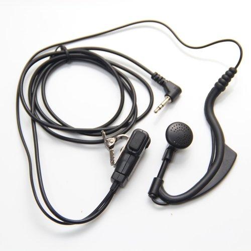 G kit pi ton oreillette micro pour 1 jack motorola - Oreillette talkie walkie motorola ...