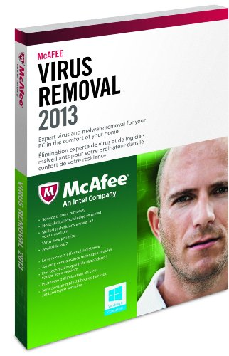 MCAFEE INC MCAFEE VIRUS REMOVAL SERVICE