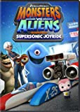 Monsters Vs Aliens: Supersonic Joyride [DVD] [Region 1] [US Import] [NTSC]