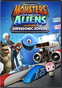 Monsters Vs Aliens: Supersonic Joyride [DVD] [Region 1] [US Import] [NTSC]